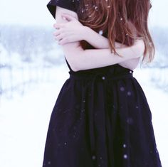 Snow Is Falling, but it's colder then ever without you......