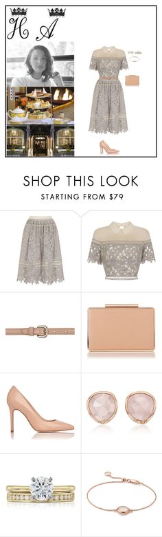 The Duchess of Sussex by hrhprincessanna on Polyvore featuring Chi Chi, Monica Vinader, Blue Nile, Prada and SW1
