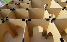 Funny pictures about Maze made from cardboard boxes. Oh, and cool pics about Maze made from cardboard boxes. Also, Maze made from cardboard boxes. Games For Kids, Diy For Kids, Cool Kids, Crafts For Kids, Epic Kids, Kids Fun, Happy Kids, Diy Karton, Carton Diy
