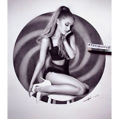 My everything x Problem @arianagrande drawing by ME! ✏️  pls tag @arianagrande so i hope she will See n repost  #drawing #problem #arianagrande #myeverything #tonimahfud