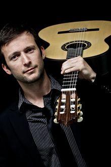 Edsart Udo de Haes is Flamencogitarist