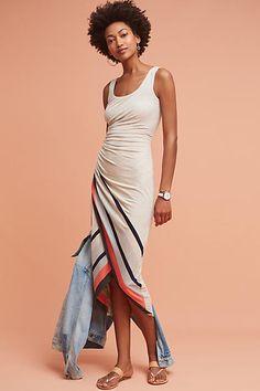 Bailey 44 Striped Border Maxi Dress