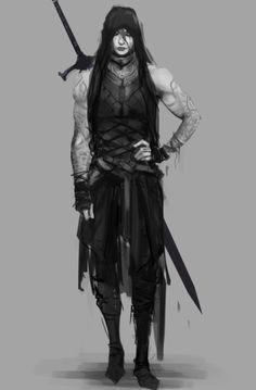 Daloraz, Prince of Daloraz, Prinz der Dunkelheit Daloraz, Prince of Darkness - Character Creation, Fantasy Character Design, Character Design Inspiration, Character Concept, Character Art, Fantasy Warrior, Fantasy Rpg, Dark Fantasy Art, Fantasy Artwork
