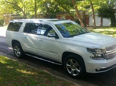 It's big, it's bad and its #luxury driving the 2016 Chevrolet Suburban