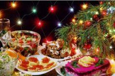 Меню на Новый 2019: что приготовить на Новый Год вкусное и интересное Table Settings, Holiday Decor, Table Decorations, Holiday Recipes, Menu, Eten, Menu Board Design, Table Centerpieces, Place Settings