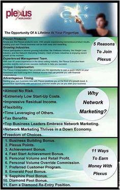 All the reasons to join my team right here!! When you join me, I will help you grow your business!! #plexusslim #opportunityofalifetime #financialindependence www.plexusslim.com/cjpeters