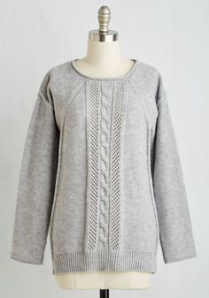 Panino for Your Thoughts Sweater From the Plus Size Fashion Community at www.VintageandCurvy.com
