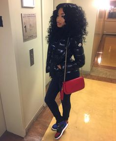That Harlem swag Malu Trevejo Outfits, Swag Outfits, Dope Outfits, Trendy Outfits, Fashion Outfits, Estilo Ny, Fall Winter Outfits, Autumn Winter Fashion, Karin Jinsui
