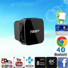 2016 New design T95P S905X 2G 8G download free games with CE certificate KODI TV BOX