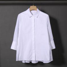 欧米風高級レディース服  七分袖シャツ[0]