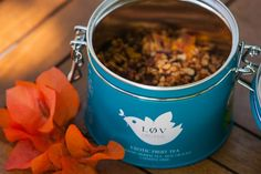 Eau de Fruits Exotique Lov Organic - Herbal teas