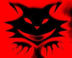 Logo-Artwork by Kitty Tenebris  grapich design red cat art