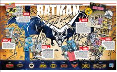 Batman #infografia #infographic