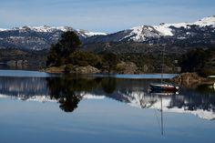 Lago Alumine-Villa Pehuenia - Gilberto  Groppa