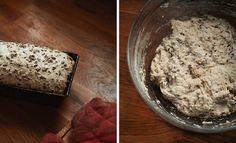 BAKING MED STREKK-OG-BRETT. I stedet for elting, kan du folde deigen for å få inn luft og lage glutenbindinger.