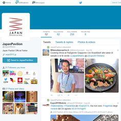 Expo 2015 Milano Blog: Japan pavilion... now on Twitter !