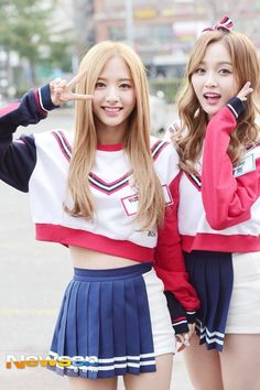 Bona and Xuan Yi