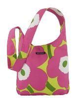 www.finnshop.at | Clover Schultertasche Lime/Pink