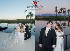 Westin Lake Las Vegas Resort wedding by Images by EDI