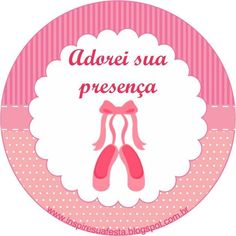 moldes festa bailarina gratis Ballerina Party, Ballet, Alice, Diy And Crafts, Decorative Plates, Paper, Day, Silhouette Projects, Matcha