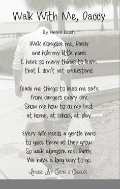 """Love your Daddy or your Little girl? Check out these cutest and lovely father and daughter quotes. Top 55 Father Daughter Quotes With Images """"In the darkest days, when I feel inadequate, unloved and unworthy, I Fathers Day Poems, Father Daughter Quotes, Mother And Father, To My Daughter, Mothers, Daddy Quotes From Son, Baby Daddy Quotes, Happy Father, Poem On Father"""