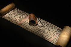 Ethiopian Healing Scroll, Soul of Africa Museum