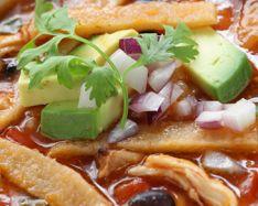 #17DayDiet recipe: Tortilla Soup