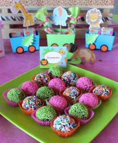 Trufas Party by Violeta Glace
