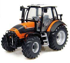Deutz-Fahr Agrotron TTV430 Communal Tractor (1/32)