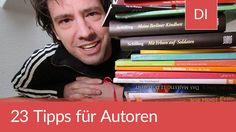 Mein Interview und und und ... 23 Tipps für Autoren und Autorinnen (Mein Leipziger Buchmesse Report) |...