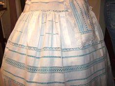 Álbumes web de Picasa Skirt Pants, Album, Skirts, Regional, Drawn Thread, Ss, Fashion, White Outfits, Medieval Dress