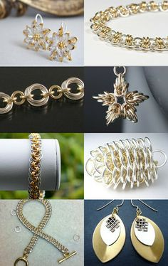 beautiful chainmaille