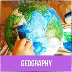 This page is where we will feature all of our Geography crafts as we explore and learn more about our state and our country. So far we have learned about the earth in general, as well as our state of Oregon. We've used various resources to expand our geography studies as well.  Little Passports, Postcard Exchanges, State …
