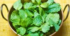 Não Perca!l Conheça os benefícios da mistura de hortelã e limão - #