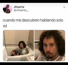 Silly Images, Spanish Memes, How To Speak Spanish, I Laughed, Haha, Best Friends, Funny Memes, Medan, Random