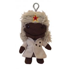 This adorable little Yuri keyring belongs on everyone's keychain or bag. Made from a unique weave of cotton knit fibre with hand-stitched detail, this high quality item is a must-have for any LittleBigPlanet® fan. This soft toy Keyring is 11cm tall and suitable for 3yrs+, attach it to your keys or hang it from your bag! There are four different LittleBigPlanet soft toy keyring's to collect, Sackboy, Yuri, Marvin & Panda. £5.00 Any questions? Ask on Facebook…