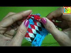 Multi colour knitting design for baby & ladies sweater Cross Patterns, Sweater Knitting Patterns, Knitting Designs, Sweater Design For Ladies, Baby Sweaters, Sweaters For Women, Knitting Videos, Baby Cardigan, Crochet Flowers