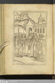 Inc. fol. 133 (Ausst. 172) - [Sammelband in 3 Teilen: Konvolut aus Inkunabeln] › Nr. 2 - Thomas Lirer: Chronik von allen Königen und Kaisern