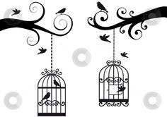 Winter Birds Free Clip Art | ... birds, vector Vector Illustration - Download bird Royalty Free Clipart