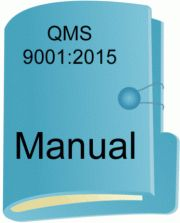 How to prepare iso 9001 2015 audit checklist for qms for Free quality control manual template