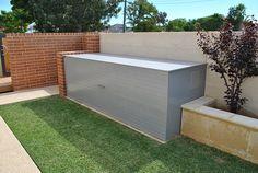 Pool Blanket Boxes   Pool Storage Boxes