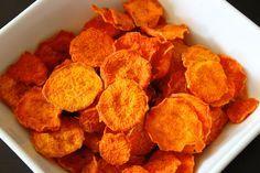 Házi chips – szuper nasi az esti tévézéshez, a boltinál sokkal finomabb!