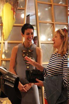#beavaldes #jewelry #accessories #designer #filipina #filipinodesign #Philippines #AsiaSociety #AsiaStore #NYCEvent #Handbags #Clutches #Beadwork