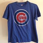 For Sale: Chicago Cubs Youth Shirt Large Cubs Kids TShirt Large Blue MLB Baseball Tee http://sprtz.us/CubsEBay