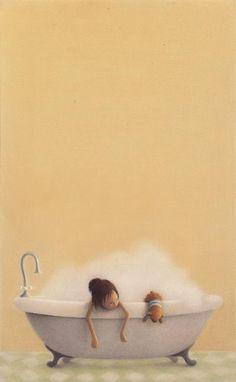 Patricia Cantor's The Bath