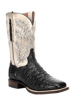 Dan Post Men's Denver Caiman Cowboy Boots - on sale & free shipping!