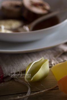 Filet mignon, confit d'oignons, airelles et mousse de foie gras - Cook'n Focus