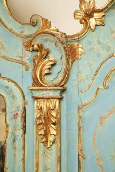 Ornate Baroque Design