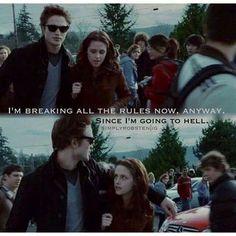 My favorite scene from Twilight! ♥ ;-)