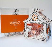 MCA Luminocity invite 2014 | EBD Design